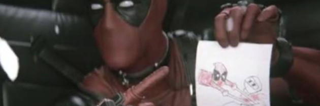 marvel is releasing a deadpool coloring book - Deadpool Coloring Book