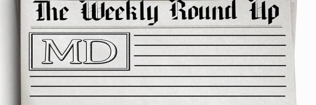 Weekly Round Up for June 6 – 10