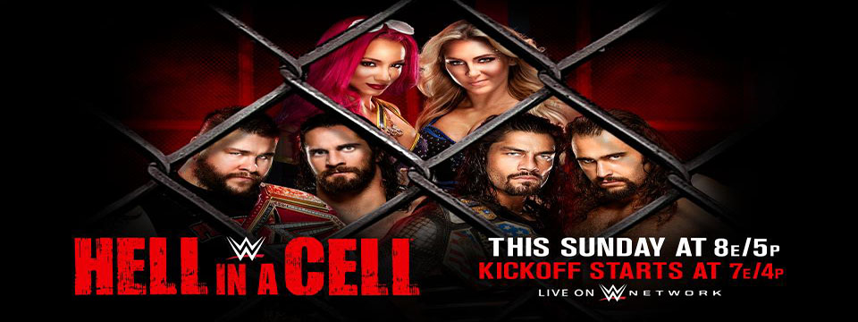 WWE Hell In A Cell 2016 Predictions