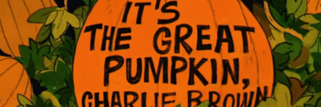 Media Monday: Its The Great Pumpkin Charlie Brown