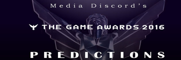 The 2016 Game Awards Predictions – Who Are These People