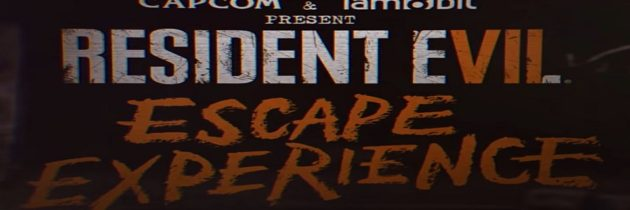 The Resident Evil Escape Experience Tour Announced