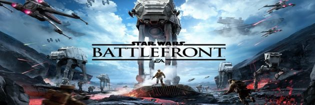 Waiting On That MLG Call – Star Wars Battlefront Gameplay