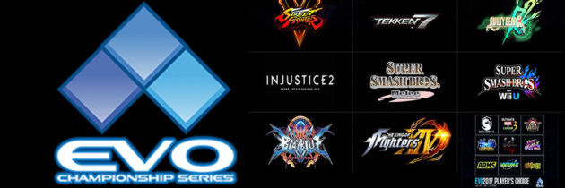 Check Out All The Games Coming To EVO This Year