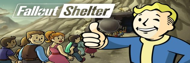 Let's Build A Shelter – Fallout Shelter Gameplay – Xbox One