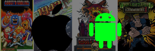 Four Capcom Classics Are Coming To Android And iPhone