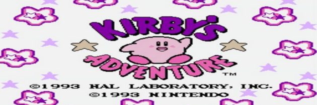 Way Back Wednesday – Kirby's Adventure – Part 3