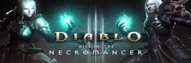 Rise of the Necromancer Is The Next DLC Pack Coming To Diablo III