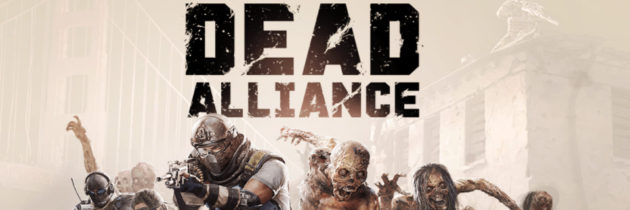 Join The Dead Alliance Open Beta Starting July 27 On Playstation 4, Xbox One and PC