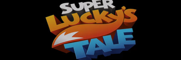 Intro Cinematic – Super Lucky's Tale