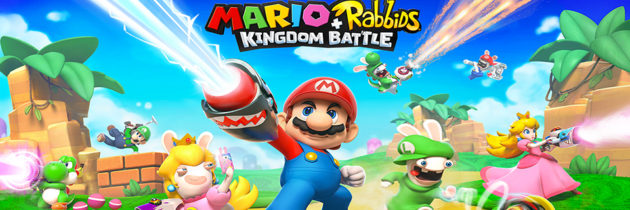Mario + Rabbids Kingdom Battle Will Open The Door For Another Super Mario RPG