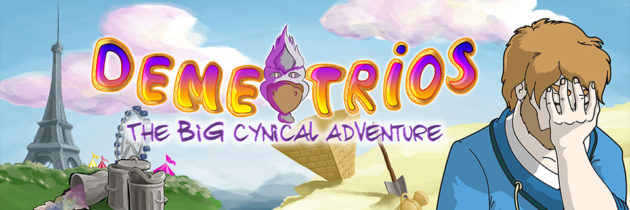 The Point And Click Game Demetrios: The Big Cynical Adventure Is Coming To Playstation 4 And Xbox One In Early August