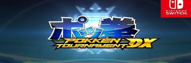 Download Pokken Tournament DX Later Today On Nintendo Switch
