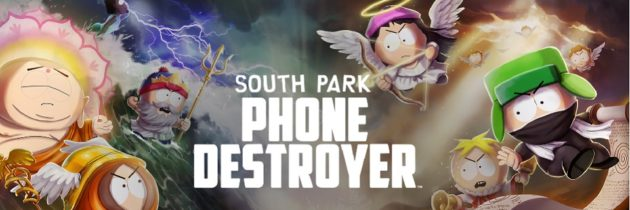 Pre-Register Now For South Park: Phone Destroyer