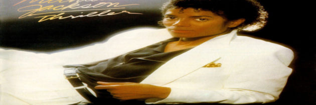 Media Monday – Michael Jackson: Thriller