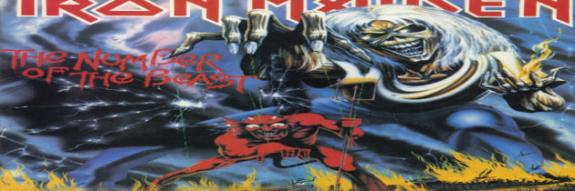 Media Monday – Iron Maiden: The Number Of The Beast