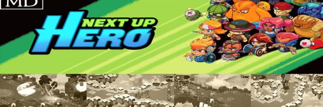 NEXT UP HERO – Beta Gameplay