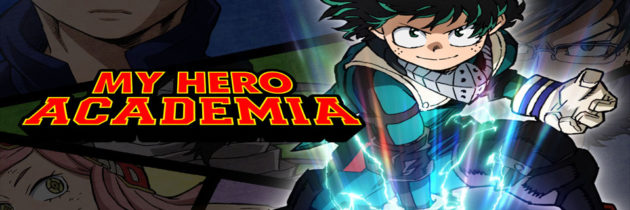 Media Monday – My Hero Academia: Season 1 Episode 1