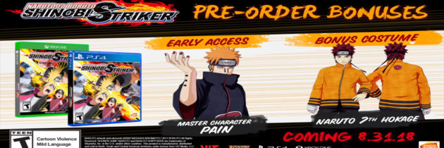 Download The Open Beta For Naturo To Boruto: Shinobi's Striker's Now