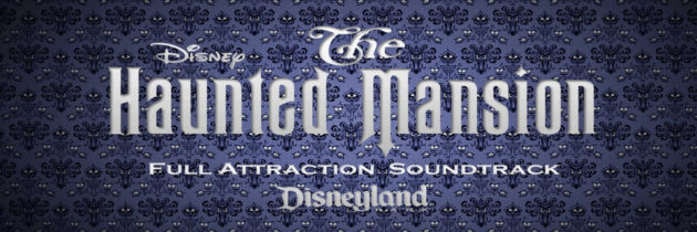 Media Monday – The Haunted Mansion: Full Ride Soundtrack