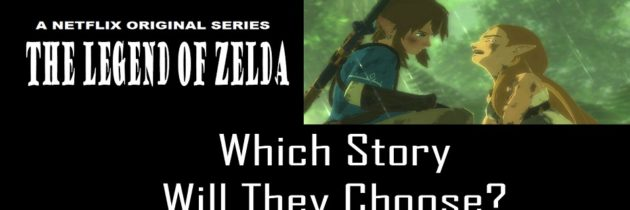 What Story Will Adi Shankar's Legend Of Zelda Netflix Show Follow?