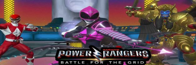 Ranger Slayer, Jason Lee Scott, Goldar – Power Rangers: Battle For The Grid