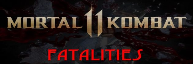 All Base Characters Default Fatalities – Mortal Kombat 11