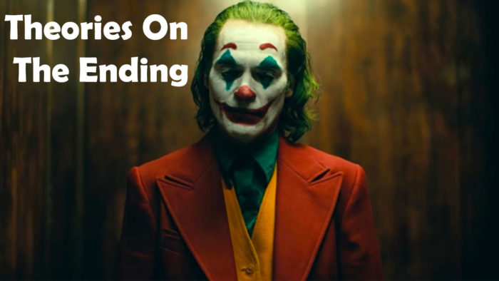 Taylor Has Theories On The Ending Of Joker - Media Discord